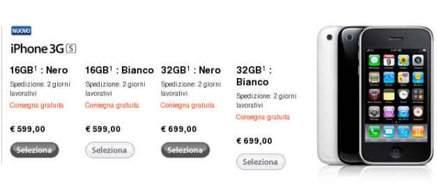 iPhone - Apple Store (Italia)